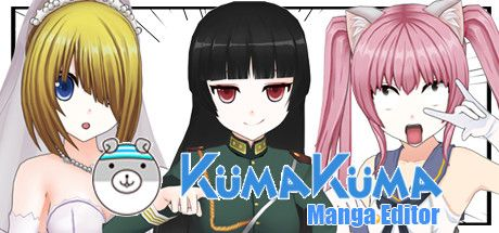 KumaKuma Manga Editor cd steam key günstig