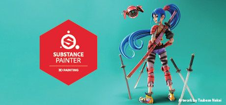 Substance Painter 2020 cd steam key günstig