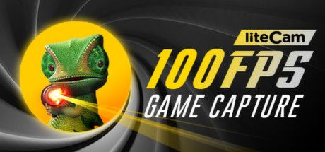 liteCam Game: 100 FPS Game Capture cd steam key günstig
