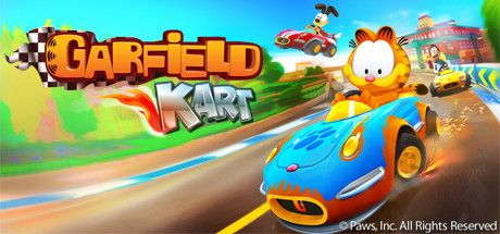 Garfield Kart cd steam key günstig