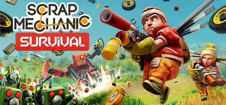 Scrap Mechanic cd steam key günstig