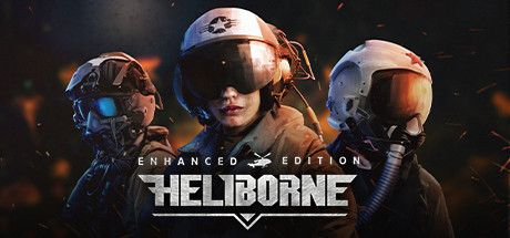 Heliborne - Enhanced Edition cd steam key günstig