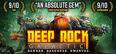 Deep Rock Galactic cd steam key günstig