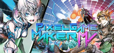 Pixel Game Maker MV / アクションゲームツクールMV cd steam key günstig